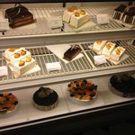  Tempting cakes at the Orchid Hotel in Mumbai