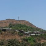 upper deck resort from front mountain. (Ar.Sachin Gulve)