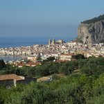  Vue gnrale de Cefalu