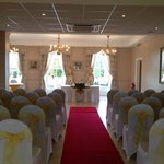 Wedding in Park & Dudley Suite