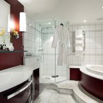 Sky Senior Suite Bathroom Gothia Towers Gothenburg