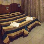  My room for the stay