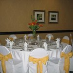 Reception Banquet Table
