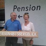 Pension Abtsbergblick