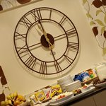  Dining room Clock