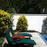  King Beachfront Villa - Piscina