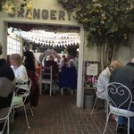 The Orangery Tea Room at Arturi's Garden Centre