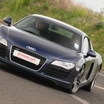 R8 action - superb car
