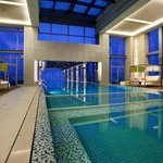 Cantilever Swimming Pool-interior