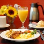  Enjoy Breakfast at the Holiday Inn near Madison Square Gardens