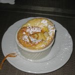  Dessert is always a form of souffle