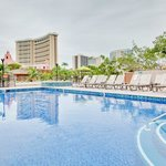  Enjoy the Island Breeze on our Outdoor Pool Deck