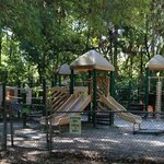  One of the play areas in the campground