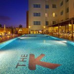 The K Swimming Pool at The K Hotel Manama