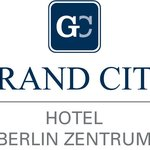  Grand City Hotel Berlin Zentrum Logo