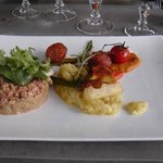 May 9 - steak tartar
