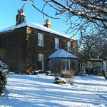 Marton Grange in winter
