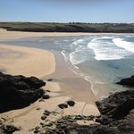  Crantock Beach is close by too!