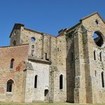  Esterno dell&#39;Abbazia