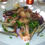  seafood salad