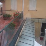vista sul cortile interno cam.105