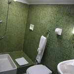 salle de bain privative palier
