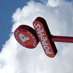 Popeye's of Rayville, LA - sign