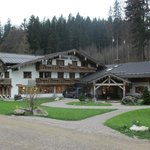 Photo de Berghotel Schlossanger Alp