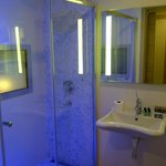 bathroom - amazing shower!