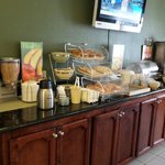 Free Hot Breakfast Buffet
