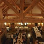 Cloudland Farm dinner facility