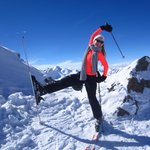 Fun on the slopes of the Glacier