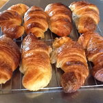 Home made Parisian Croissants