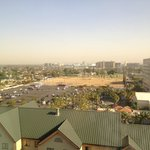 Hotel view towards Disney