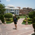Best Hotel> Wyndham Grand palace Hotel Agra, India