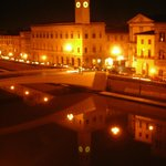 Night Lights on the Arno