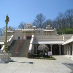 Outside view of the temple