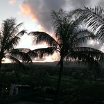 sunrise from lanai