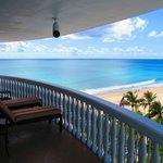 View from Presidential Ocean Front Room