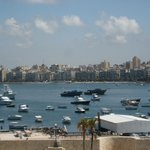  View from Citadel of Qaitbay