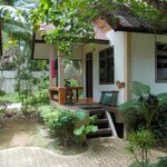  My garden bungalow