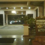  hotel lobby area