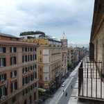  visita a Roma