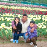  Utpal M at Tulip Garden,Srinagar J&amp;K