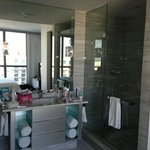  1 of 3 washrooms in suite