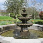  Garden Fountain May 2013