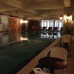  Indoor Swimming Pool at the hotel spa