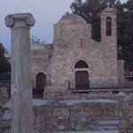  panagia chrysopolitissa - basilica e colonna di san paolo