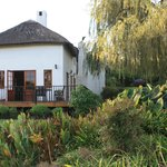  Willow Tree cottage set amongst lovely gardens