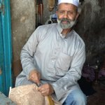 Abdulla - 71 year old carpet maker - amazing man!
